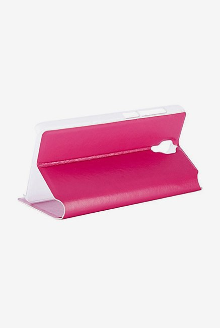 Noise Flip Cover for Xiaomi Mi4 (Pink)