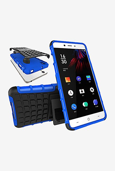 Noise Hybrid Back Case for OnePlus X (Blue)
