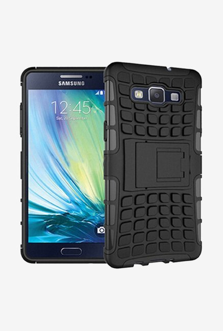 Noise Hybrid Back Case for Samsung Galaxy A5 (2016) (Black)