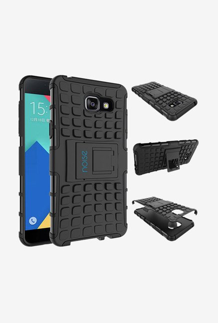 Noise Hybrid Back Case for Samsung Galaxy A7 (2016) (Black)