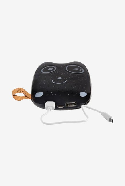 Noise Winky Black Billy 12000 mAh Power Bank (Black)