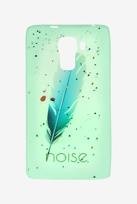 Noise Glow TPU Case for Huawei Honor 7 (White)