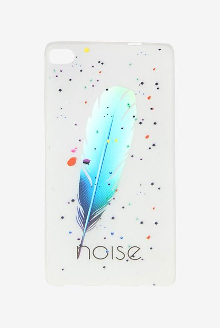 Noise Glow TPU Case for Huawei P8 (White)