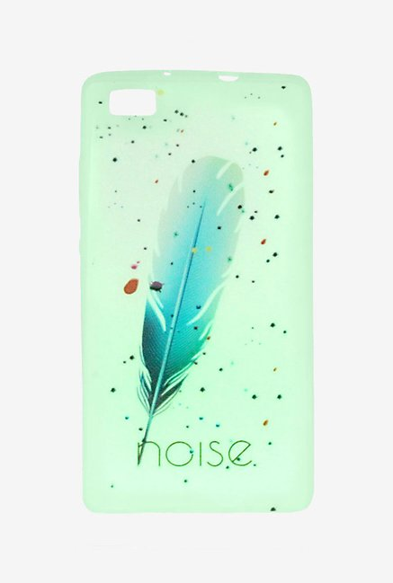 Noise Glow TPU Case for Huawei P8 Lite (White)