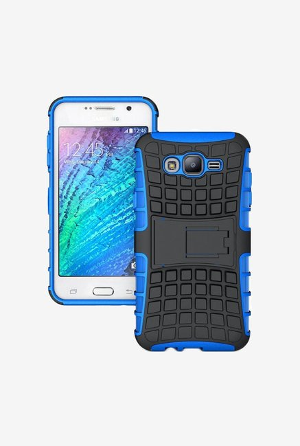 Noise Hybrid Back Case for Samsung Galaxy J7 (Blue)