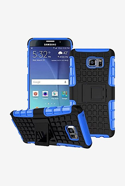 Noise Hybrid Back Case for Samsung Galaxy Note 5 (Blue)