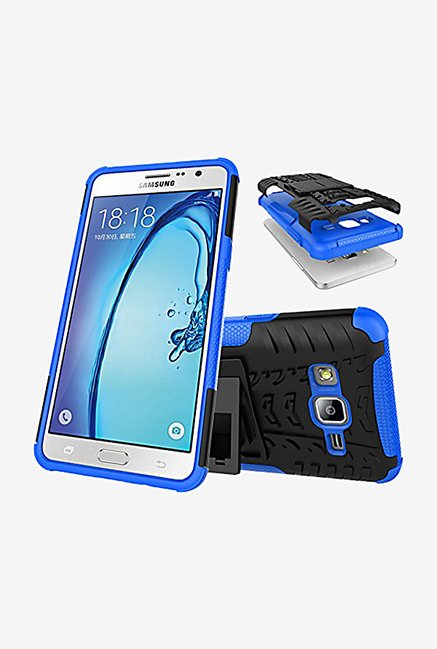 Noise Hybrid Back Case for Samsung Galaxy On5 (Blue)