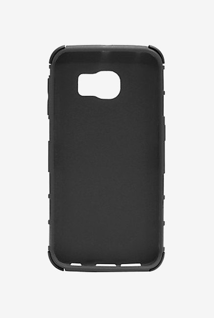 Noise Hybrid Back Case for Samsung S6 Edge (Black)