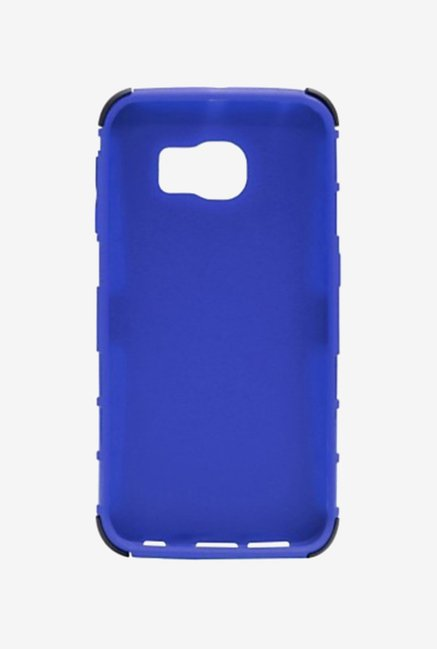 Noise Hybrid Back Case for Samsung S6 Edge (Blue)