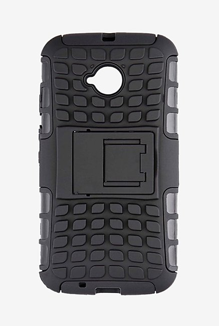 Noise Hybrid Back Case for Sony Xperia E2 (Black)