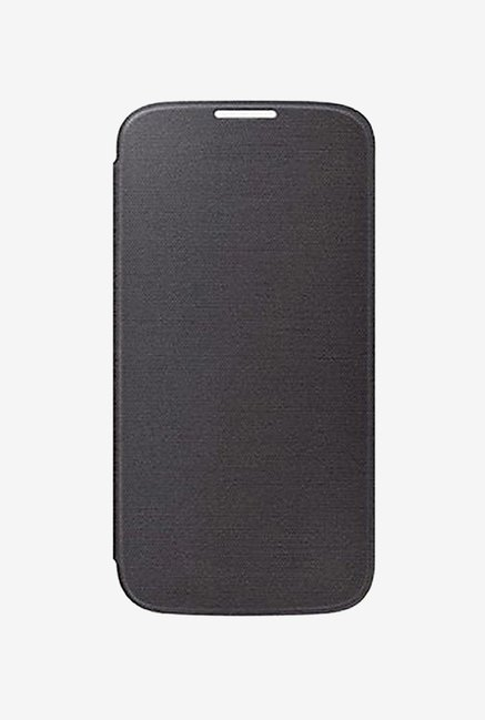 Noise Flip Cover for Micromax X353 (Black)