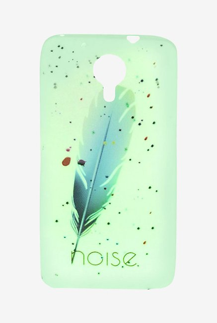 Noise Glow TPU Case for Micromax Canvas Xpress 2 (White)