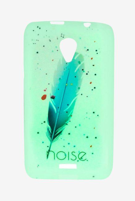 Noise Glow TPU Case for Micromax Unite 2 A106 (White)
