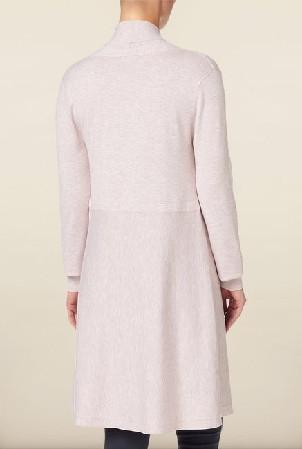 Phase Eight Pink Longline Cardigan
