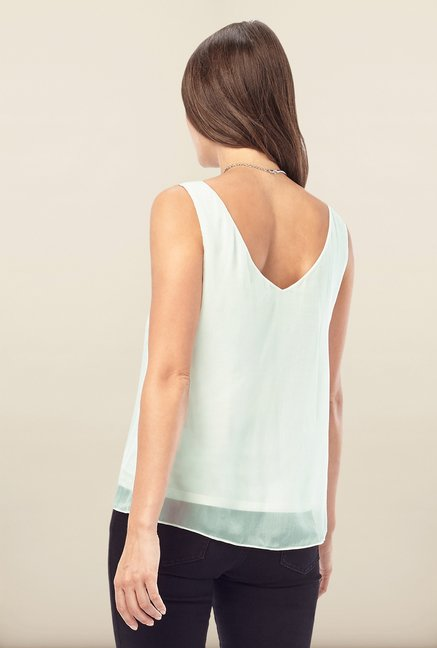 Phase Eight White Solid Top