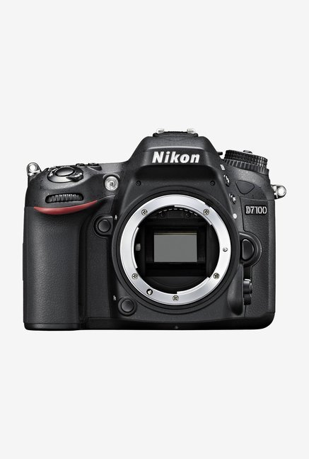 Nikon D7100 DSLR Camera (Body Only) Black