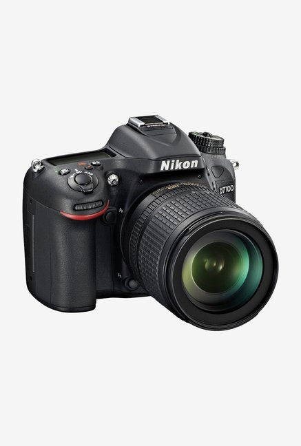 Nikon D7100 with (AF-S 18-105mm VR Lens) DSLR Camera (Black)