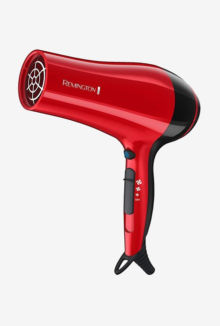 Remington Pro Dry 2000 D3080 Hair Dryer (Red)