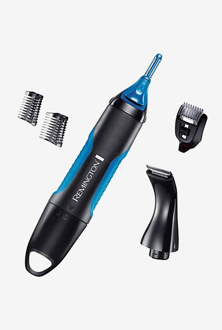 Remington NE 3750 Nano Series Trimmer (Black & Blue)