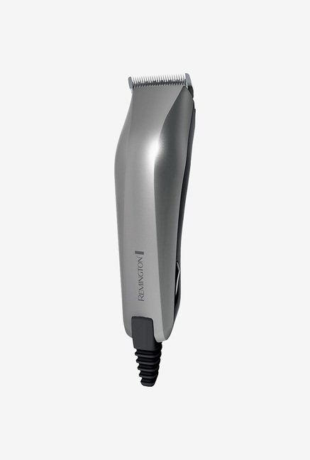 Remington HC5015 10 Piece Hair Clipper Kit (Grey)
