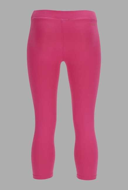 Doone Pink Training Capri