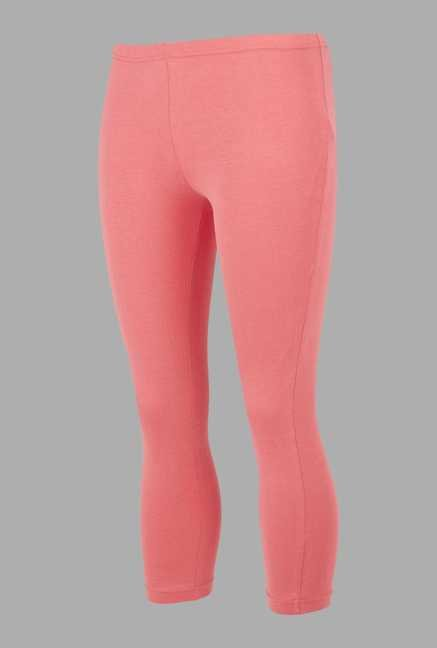 Doone Coral Slim Fit Training Capri