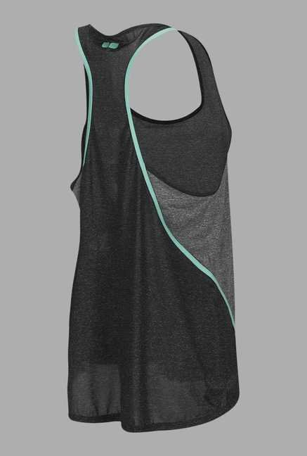 Doone Grey Training Tank Top