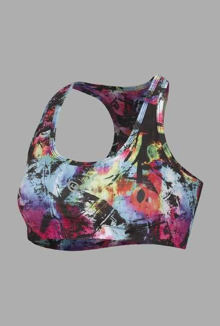 Doone Multicolor Training Sports Top