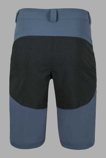 Berg Navy Solid Training Shorts