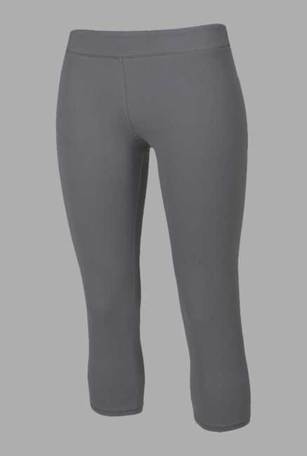 Doone Dark Grey Training Capri