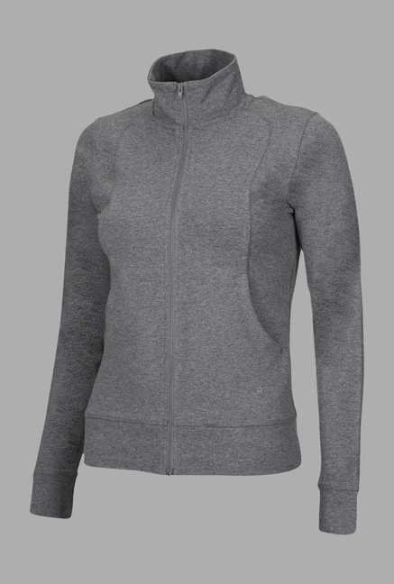 Doone Dark Grey Training Jacket
