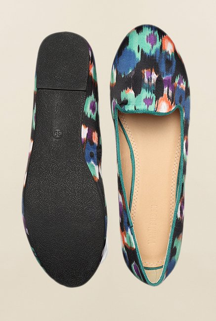 Van Heusen Multicolor Casual Ballerinas