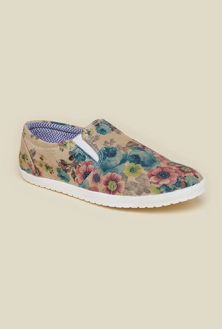 Zudio Pink Slip-on Shoes