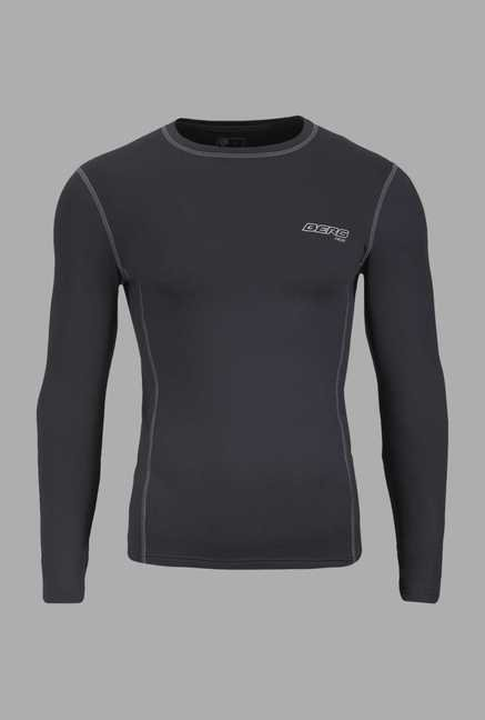 Berg Black Full Sleeve Cycling T Shirt