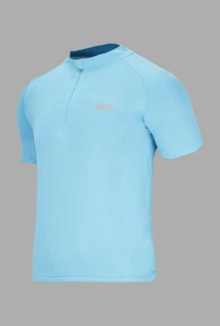 KX Blue Cycling T Shirt
