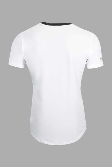 Team Quest White Football T Shirt