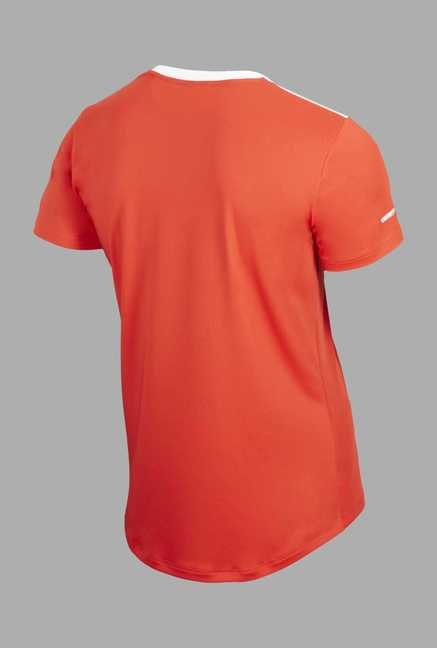 Team Quest Red Football T Shirt