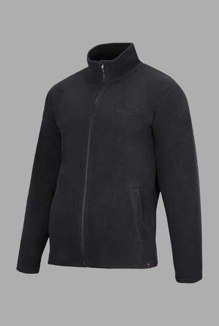Berg Black Solid Cycling Jacket