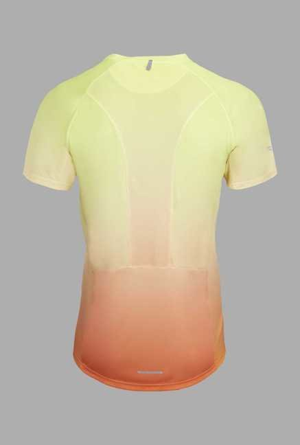 Outpace Multicolour Runing T Shirt