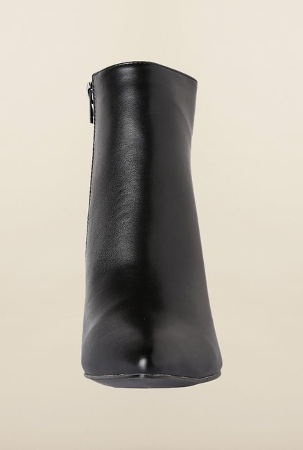 Allen Solly Black Stiletto Boots