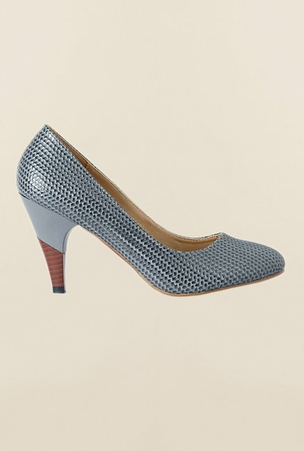 Allen Solly Grey Pump Shoes