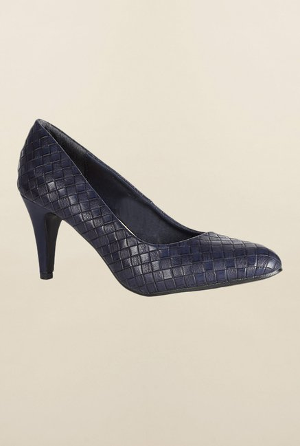 Allen Solly Navy Casual Stilettos