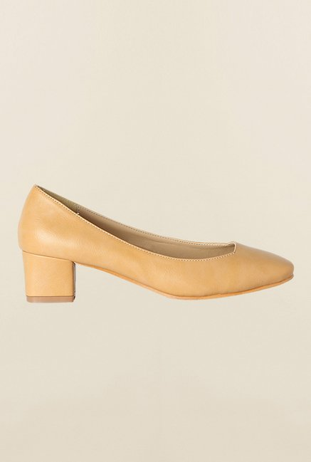 Allen Solly Beige Casual Pumps