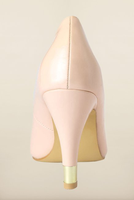 Van Heusen Peach Casual Stilettos