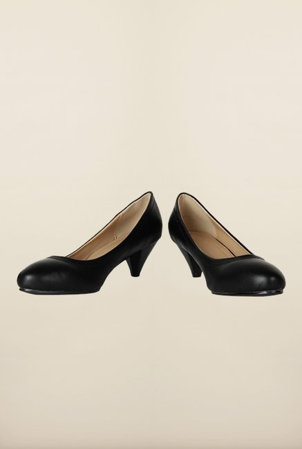Allen Solly Black Casual Pumps Shoes