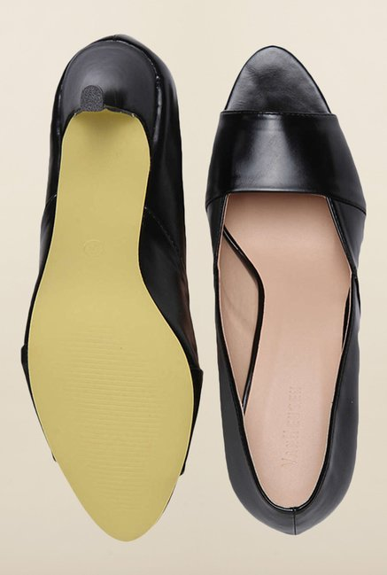 Van Heusen Black Casual Stilettos