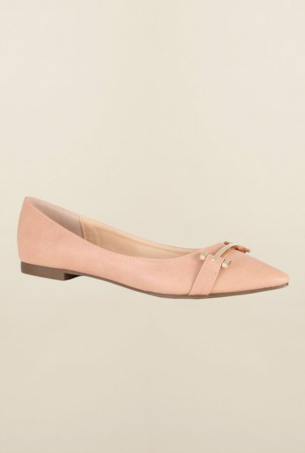Van Heusen Peach Casual Shoes