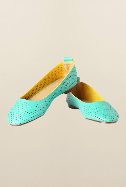 Allen Solly Turquoise Casual Shoes
