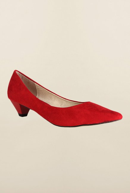 Van Heusen Red Pump Shoes