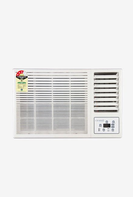 Croma CRAC1191 1 Ton 3 Star Window AC (White)